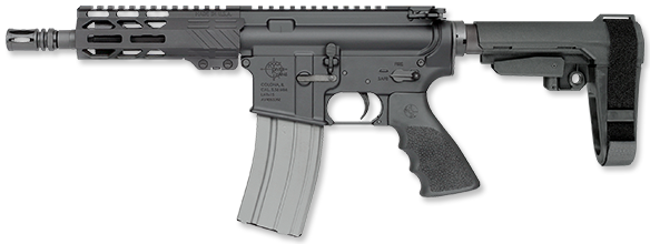 7 Inch Pistol with SBA3 Brace