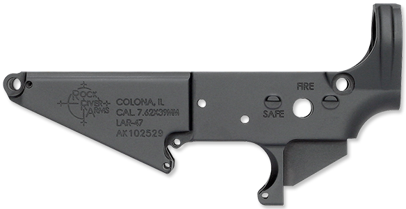 LAR-47 Lower Receiver Assembly